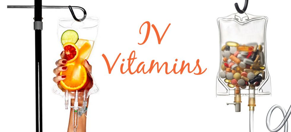 The Amazing Benefits of IV Nutrition Therapy